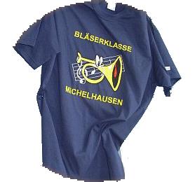 Blaeserklasse-Tshirt
